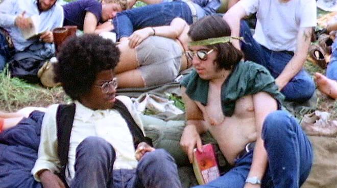 figli dei fiori, hippy