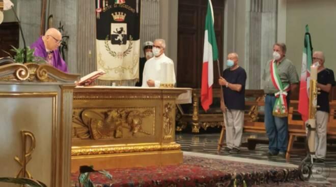 funerali Riccardo Cardellicchio Fucecchio