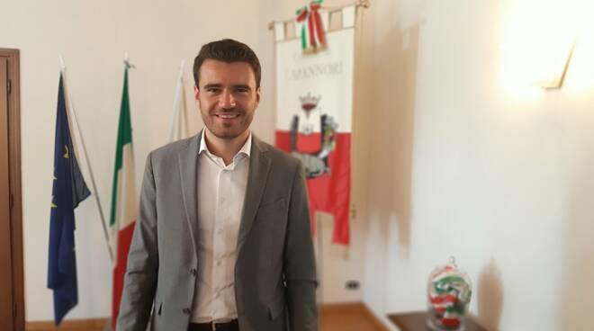 Giordano Del Chiaro assessore