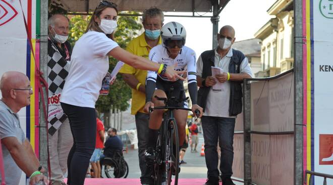 Giro di Toscana femminile cronoprologo