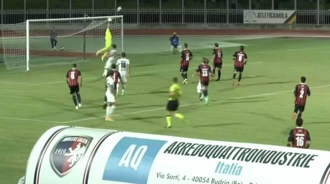 Gol Semprini Imolese-Lucchese diretta Eleven Sport