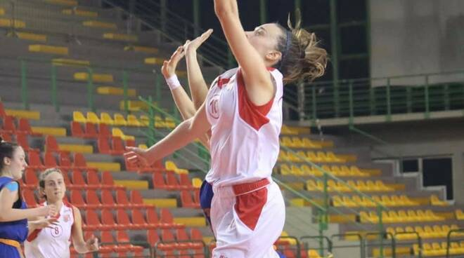 Ilaria Menchetti Basket Femminile Porcari