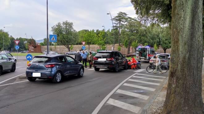 incidente porta Sant'Anna 2 agosto 2021