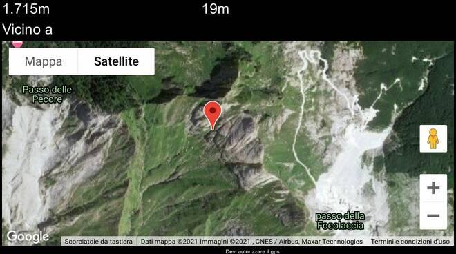 intervento Monte Cavallo