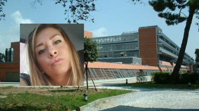 Katia Lamberti ospedale Versilia