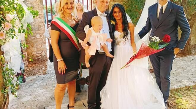 Matrimonio Stella Romanini
