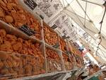 mercatino regionale francese 2021 in piazza Napoleone
