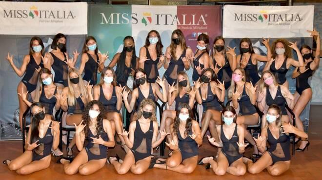 Miss Italia semifinali regionali