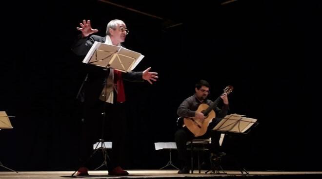 Piero Nannini direttore d'orchestra