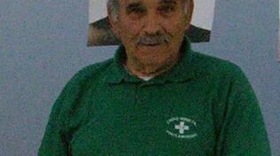Pietro Andreini lutto Croce Verde Ponte a Moriano
