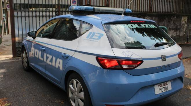 polizia questura via del Tiro a Segno
