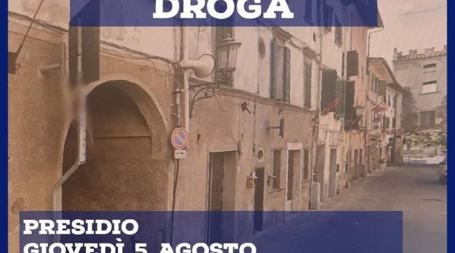 presidio spaccio Castelfranco