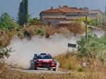 Rally Città di Arezzo-Crete Senesi e Valtiberina Paolo Andreucci Rudy Briani