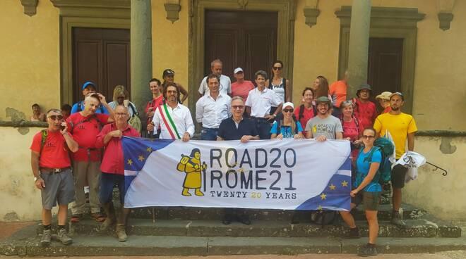 Road to Rome Fucecchio
