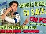 Samuele Rossi spettacolo beneficenza Anffas