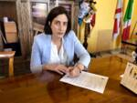 Sara D'Ambrosio Altopascio sindaco firma