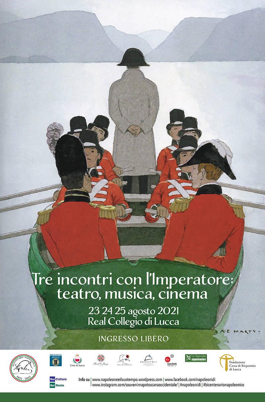 Serate Napoleoniche Real Collegio Peter Hicks