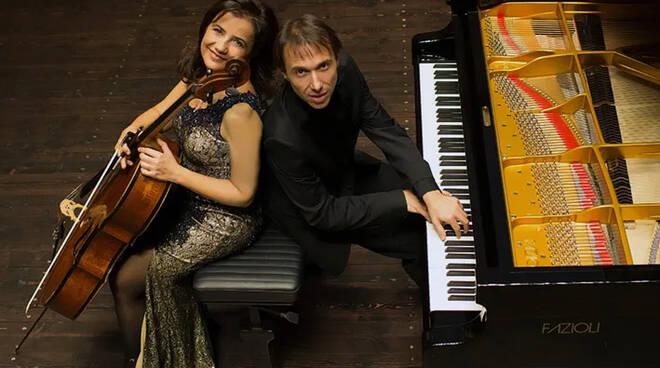 Silvia Chiesa Maurizio Baglini Lucca Classica Music Festival