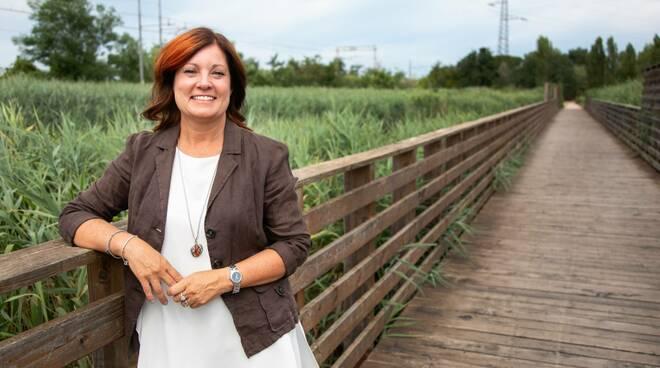 Simona Barsotti candidata sindaca centrosinistra Massarosa