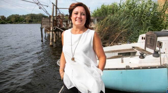 Simona Barsotti candidata sindaco centrosinistra Massarosa