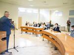 tribunale Empoli conferenza stampa giudice di pace