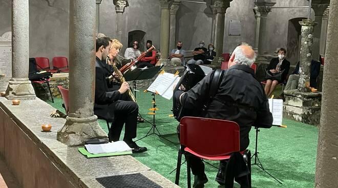 Trio Italiano a Villa collemandina
