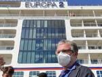 vaccinazione livorno porto nave da crociera