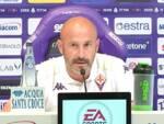 Vincenzo Italiano allenatore Fiorentina conferenza stampa