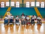 Wheelchair Hockey Versilia Sea Wolf