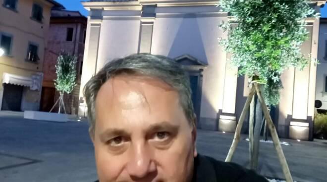 Alessandro Lambertucci piazza Garibaldi Santa Croce sull'Arno