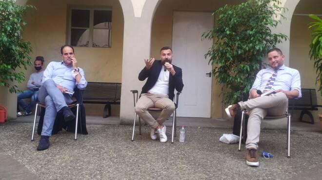 Alessandro Zan presenta il suo libro a Lucca