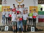 Alto Adige vincitori Coppa Italia Mtb Xco