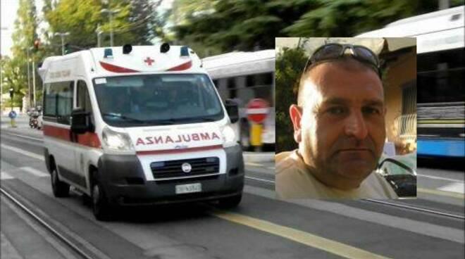 Andrea Bascherini incidente sul lavoro morto
