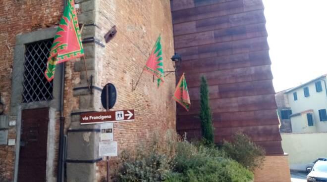 bandiere palio di fucecchio