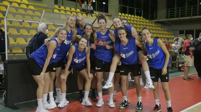 basket Le Mura Lucca 2022
