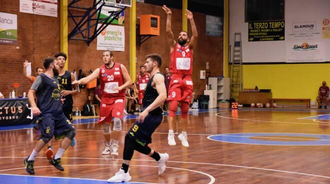 Basketball Club Lucca amichevole Libertas Livorno C Gold