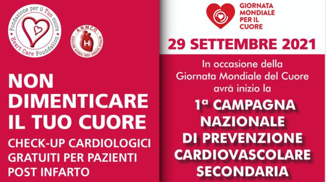 campagna prevenzione cardiologica