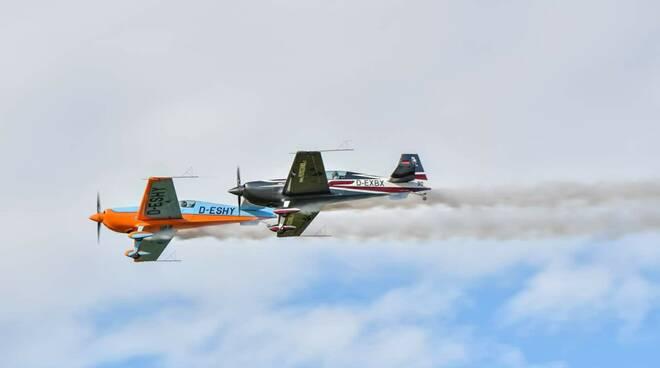 Campionato italiano acrobazia aerea a motori
