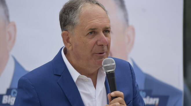 Carlo Bigongiari centrodestra presentazione candidatura Massarosa