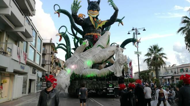 Carnevale 2021 Viareggio