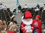 Carnevale di Viareggio rovinato dalla pioggia