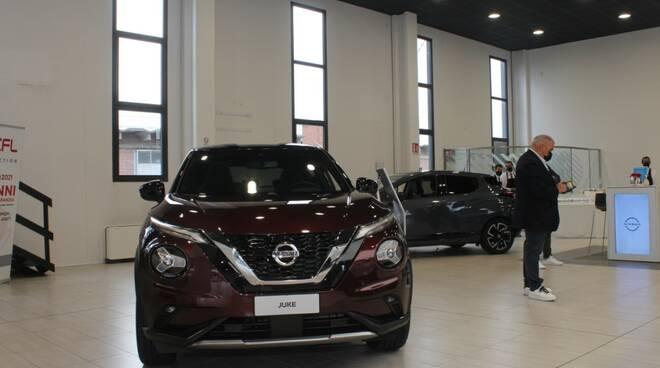 Cfl vince il Nissan Italia Award