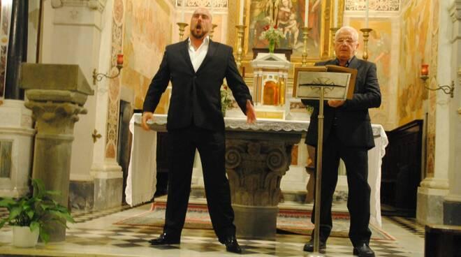 Colognora di Pescaglia concerto Ricordando Giuseppe e Nicola