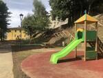 Coreglia inaugurazione parco del Forte piazza Mazzini