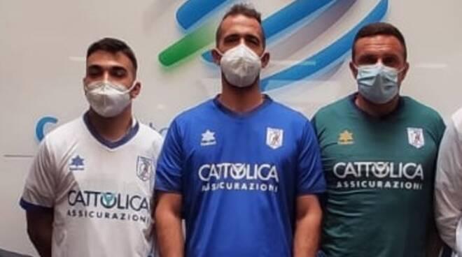 David Bonaventuri nazionale italiana calcio amputati