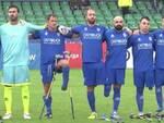 David Bonaventuri nazionale italiana calcio amputati diretta Eaff