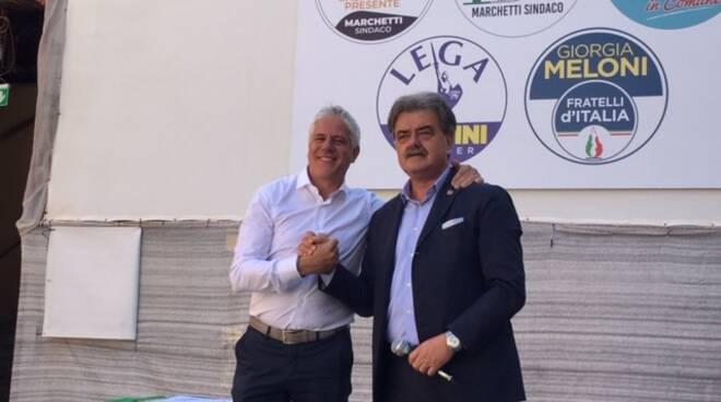 Elezioni Altopascio presentazione liste e candidati per Maurizio Marchetti sindaco