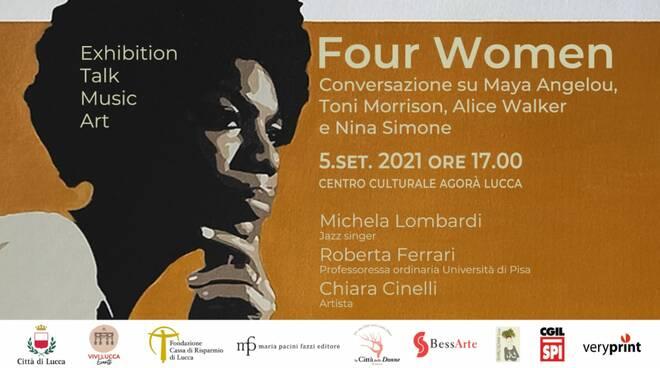 Four Women chiusura