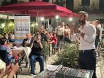 Francesco Raspini presentazione candidatura piazza San Francesco