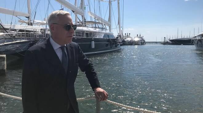 Giorgio del Ghingaros sul settore nautico